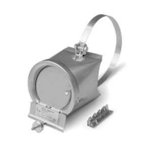 Dispositivo regulador de tiro y accesorio de conexión a tubo
